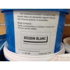 BOUDIN BLANC 2 KG