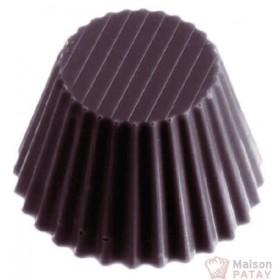 MOULES A CHOCOLAT : PLAQUE 3X8 BONBONS PRALINES
