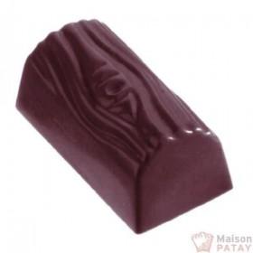 MOULES A CHOCOLAT : PLAQUE CHOCO 32 BONBONS BUCHE