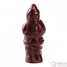 MOULES A CHOCOLAT : PLAQUE PERE NOEL POLY6 EMP