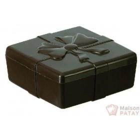 MOULES A CHOCOLAT : PLAQUE BOITE CHOCO 100X36 SANS BPA