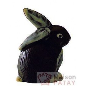 MOULES A CHOCOLAT : PLAQUE LAPIN POLY2 E S