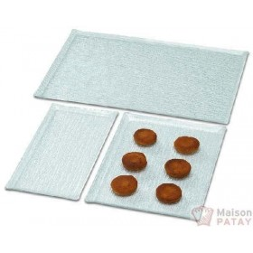 MOULES A CHOCOLAT : PLAT PAP CRYSTAL 600X200MM