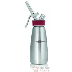 SIPHONS : SIPHON THERMOULE WHIP INOX 0,50L