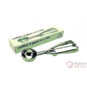 GLACERIE : CUILLER GLACE A PINCEINOX 1/30