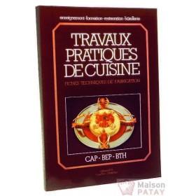 FORMATION PROFESSIONNELLE : TRVX PRATIQUE CUISINE MAINCENT