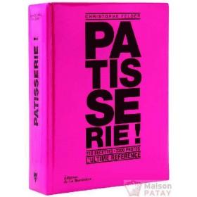 FORMATION PROFESSIONNELLE : LIVRE 'PATISSERIE !' 800 PAGES