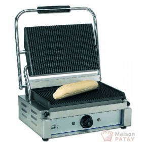 APPAREILS DE CUISSON : GRILL PANINI 2,2 KW 230 V