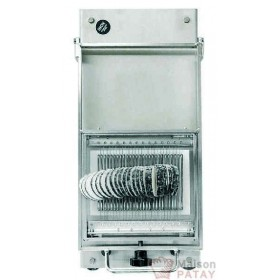 COUTEAUX A FROMAGE : GUITARE INOX PRODUIT ROND 5MM