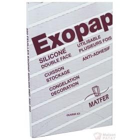PAPIER CUISSON EXOPAP53X32 500