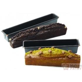 MOULES RIGIDES INDIVIDUELS : MOULE CAKE VOYAGE EXOPAN L 230