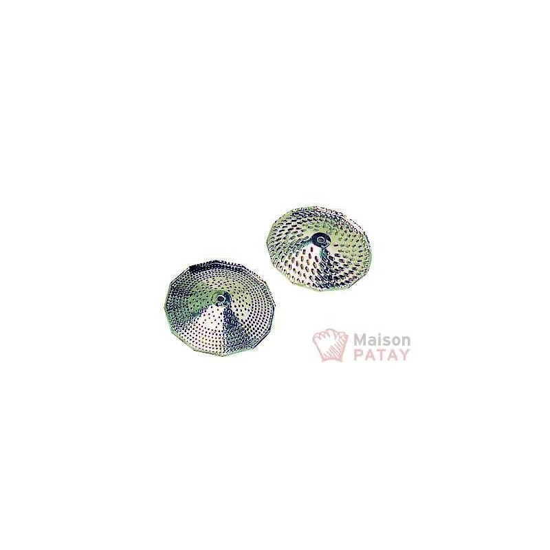 GRILLE 1,5MM INOX POUR X3