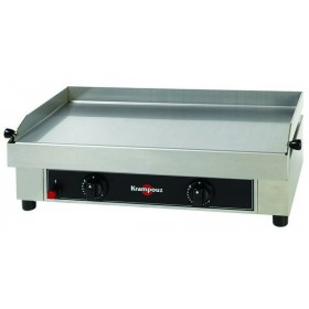 PLANCHA GAZ INOX A REGULATION