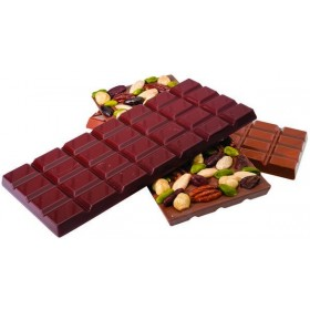 PLAQUE TABLETTE CHOCOLAT 200GR