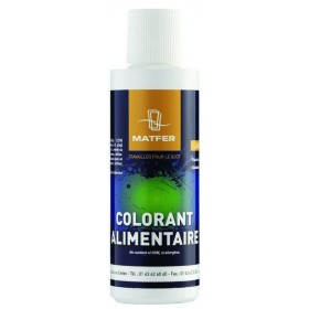 COLORANT ALIMENT. JAUNE 125 ML