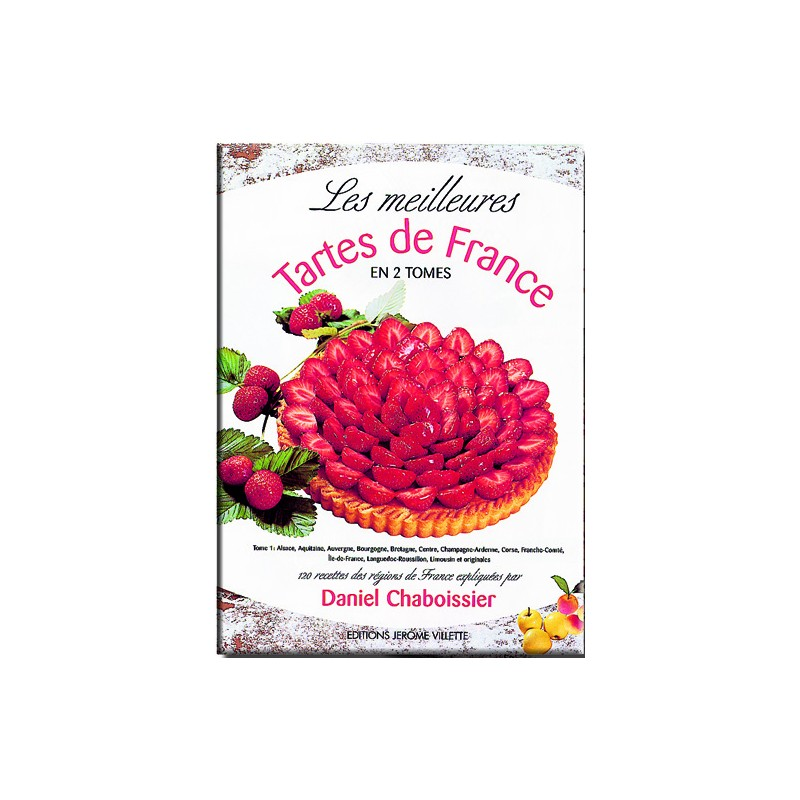 LES MEILLEURES TARTES DE FRANCE T2
