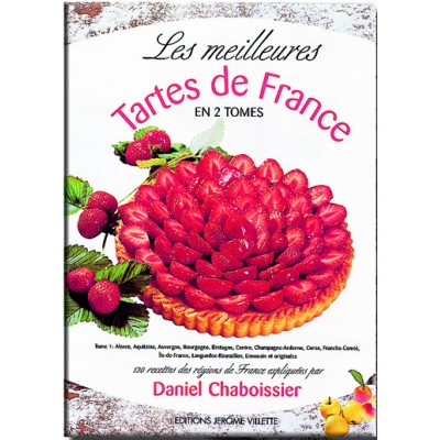 LES MEILLEURES TARTES DE FRANCE 2 TOMES