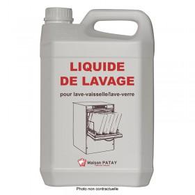 LIQUIDE DE LAVAGE POUR LAVE-VAISSELLE/LAVE-VERRE