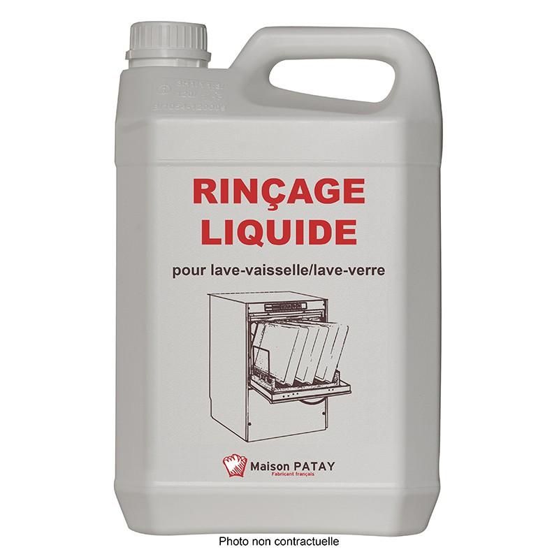 RINCAGE LIQUIDE POUR LAVE-VAISSELLE/LAVE-VERRE - 5L