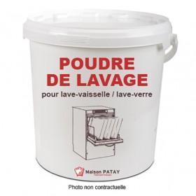 POUDRE DE LAVAGE POUR LAVE-VAISSELLE/LAVE-VERRE - 10KG
