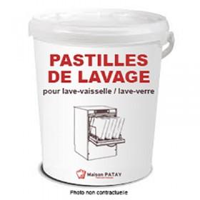 PASTILLE DE LAVAGE POUR LAVE-VAISSELLE / LAVE-VERRE - 5KG
