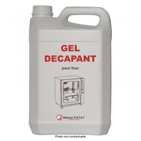 GEL FOUR DECAPANT - 5L