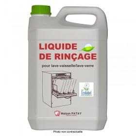 LIQUIDE RINCAGE BIO LAVE-VAISSELLE - 5L