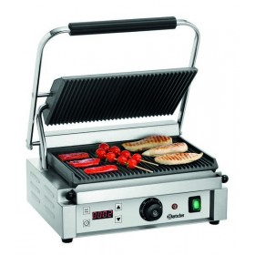 "GRILL CONTACT ""PANINI"" 1RDIG"