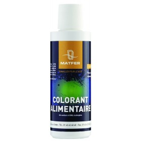 COLORANT LIQUIDE JAUNE 100 ML