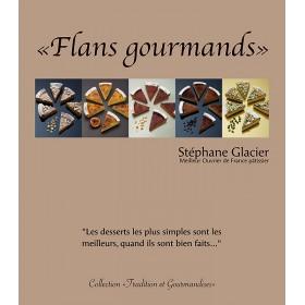 LIVRE FLANS GOURMANDS